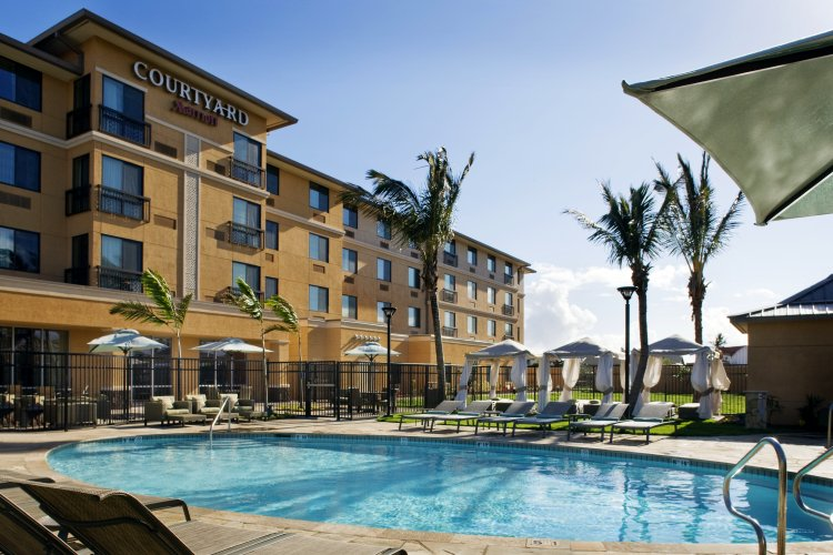 Courtyard by Marriott – Maui Airport