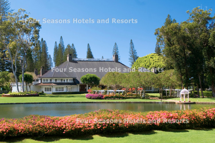 Four Seasons Resort Lanai – The Lodge at Koele