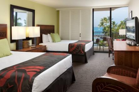 Courtyard King Kamehamehas Kona Beach Hotel