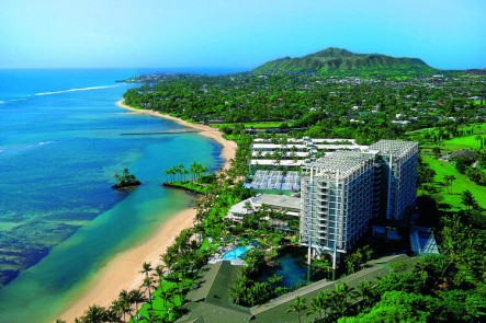 The Kahala Resort