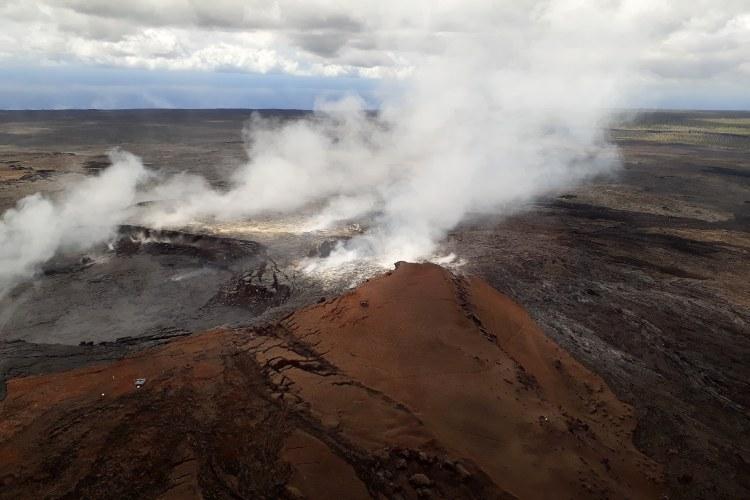 Discover Kau Volcano Country