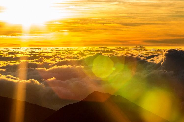 Spectacular Haleakala Sunrise