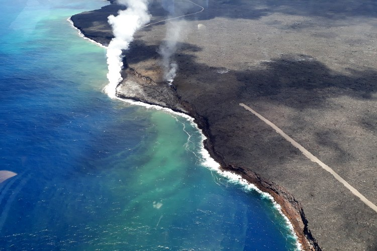 Volcanoes National Park Unveiled