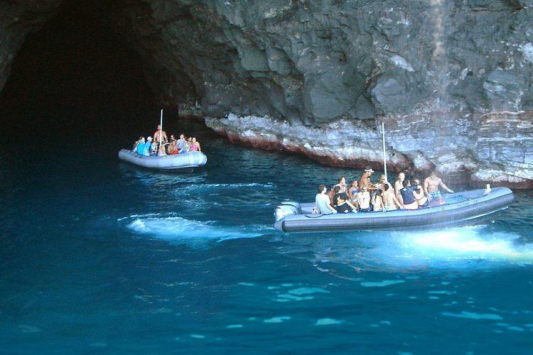 Napali Raft Snorkel Adventure