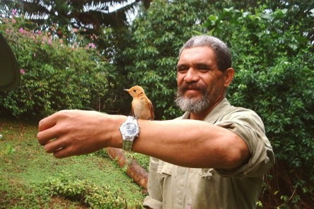 Bird Watchers & Island Eco Tour, Atiu