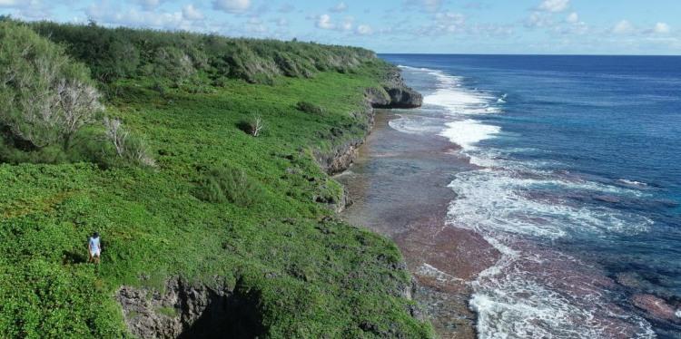 Atiu Coast, Cook Islands