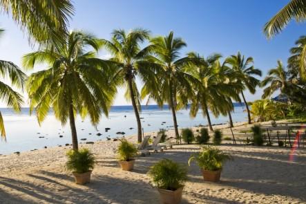 Crown Beach Resort, Rarotonga