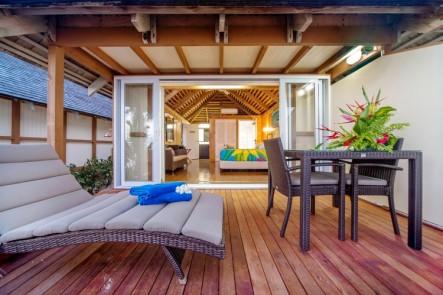 Palm Grove, Rarotonga