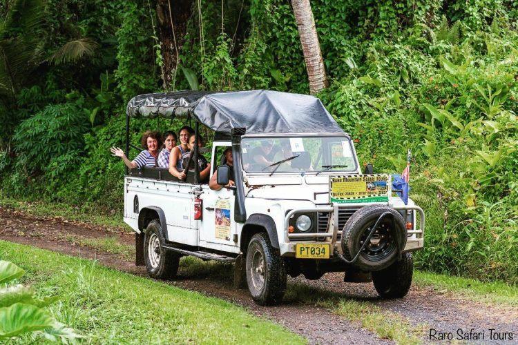 Raro Safari Tours