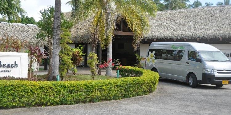 Tamanu Beach, Complimentary Transfers, Aitutaki, Cook Islands