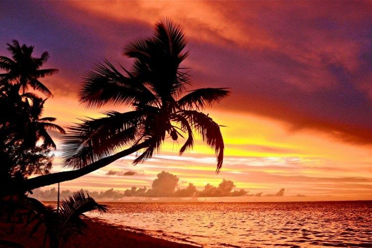 Tamanu Beach, Aitutaki