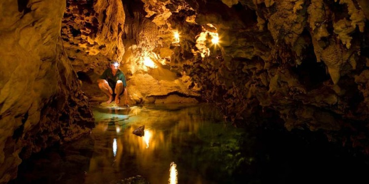 Anatakitaki Cave, Atiu, Cook Islands