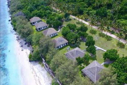 Mangaia Island